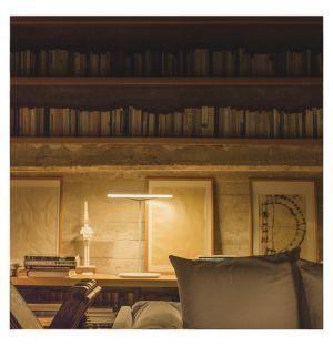 Lampe de table Sin blanc mat - grand modèle