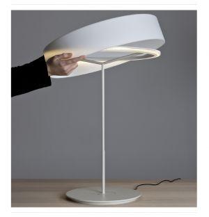 Lampe de table Sin blanc mat - petit modèle