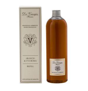 Recharge pour diffuseur Arancio & Uva Rossa - 500 ml