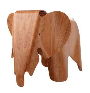 Tabouret en cerisier américain Eames Elephant