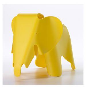Tabouret jaune Eames Elephant Eames - Small