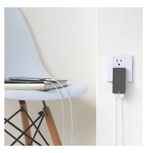 Chargeur SMART 2 CHARGER Gris Ardoise