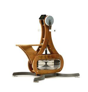 Le WaterGrinder merisier, vélo à bras NoHrd