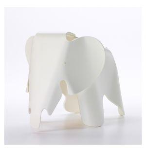 Tabouret blanc Eames Elephant - Small