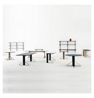 Collection de tables et bureaux Kaari - Artek