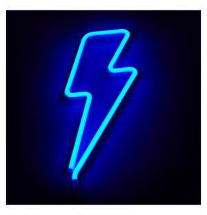Lampe néon Éclair