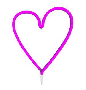 Lampe néon Coeur