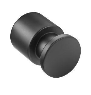 Mini-patère métal noir