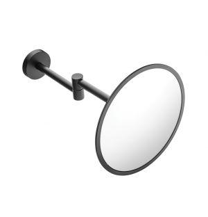 Miroir mural grossissant x 3 noir