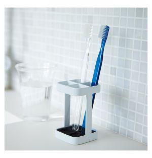 Porte-brosses à dents blanc Tower