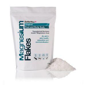 Flocons de magnésium pour le bain - 1 kg