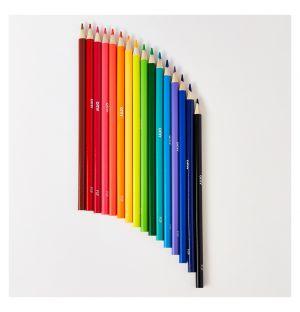 Boîte de 16 crayons de couleurs Pop