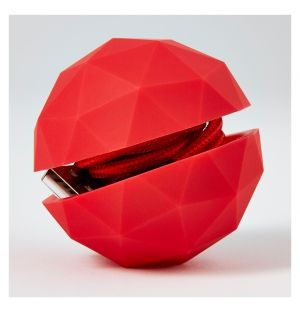 Câble rouge USB COSMO - 1 m