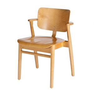Chaise en bouleau Domus