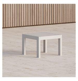 Table d'appoint Eos en aluminium
