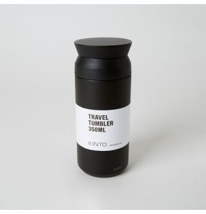 Bouteille isotherme Travel - noir