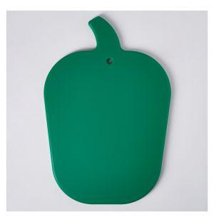 Planche à découper verte Pepper