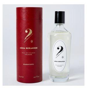 Eau de Cologne 2 Agua Geranium