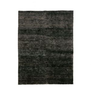 Tapis noir - collection Noche