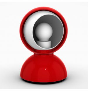 Lampe Eclisse rouge