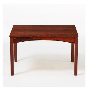 Table basse en palissandre 1960s