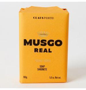 Savon pour le corps Musgo Ambre Orange
