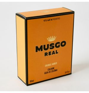 Eau de cologne Musgo No.1 Ambre Orange