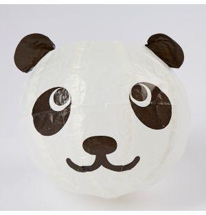 Ballon en papier japonais Panda
