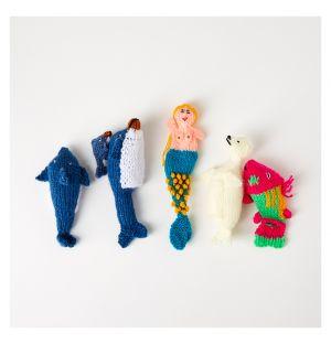 Marionnettes de doigts Océan To Go