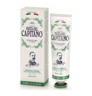 Dentifrice Natural Herbs - 75 ml