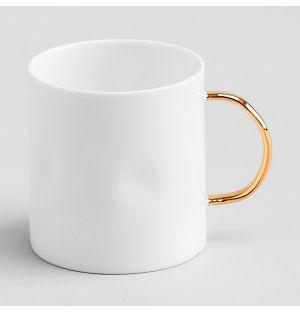 Tasse à café Gold