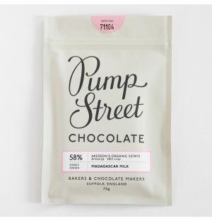 Tablette de chocolat Madagascar Milk - 70 g