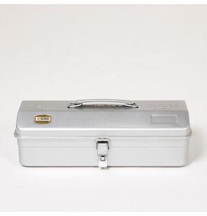 Boîte à outils Hip Roof argent