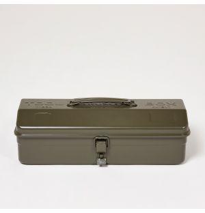 Boîte à outils Hip Roof vert olive