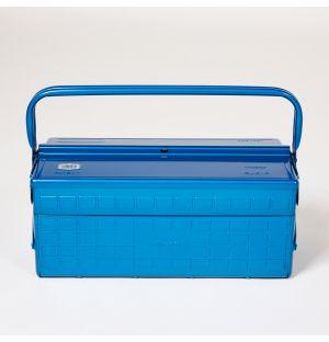 Boîte à outils Cantilever bleue