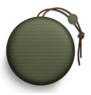 Enceinte nomade Bluetooth Beoplay A1 verte
