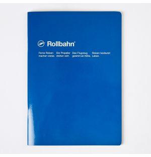 Carnet de notes Rollbahn A5