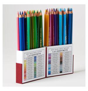 Set de 48 crayons de couleur Polycolor