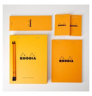 Coffret l'Essentiel 4 bloc-notes & 2 crayons