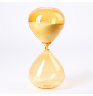 Sablier 90 Minutes ambre