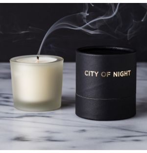 Bougie parfumée City of Night