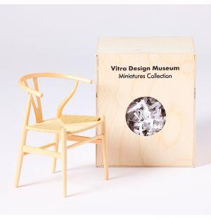 Miniature Chaise Wishbone CH24