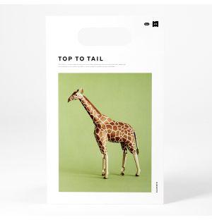 Girafe à assembler Top To Tail