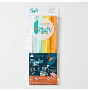 Set de recharge Fire & Ice pour stylo 3Doodler Create+ Essentials
