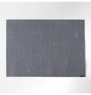 Set de table Pixel bleu