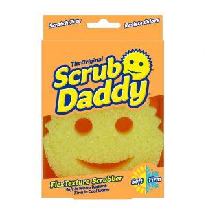 Eponge Scrub Daddy jaune