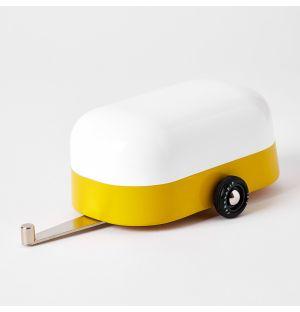 Caravane moutarde