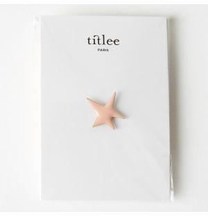 Pin's étoile Star