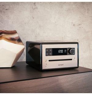 Radio-CD QUBO - noir