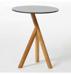 Table d'appoint Stork 001 en teck - Roda